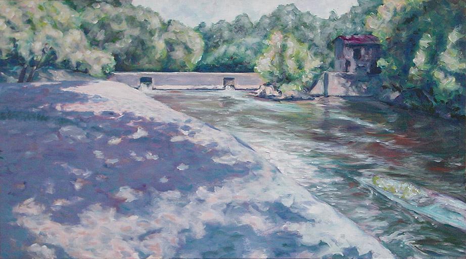 Painting of Flinchums Pheonix