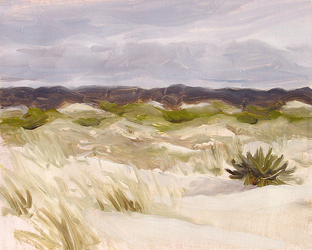 Painting of Fore Dunes