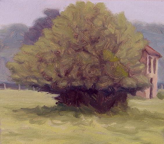 Painting of Pasture