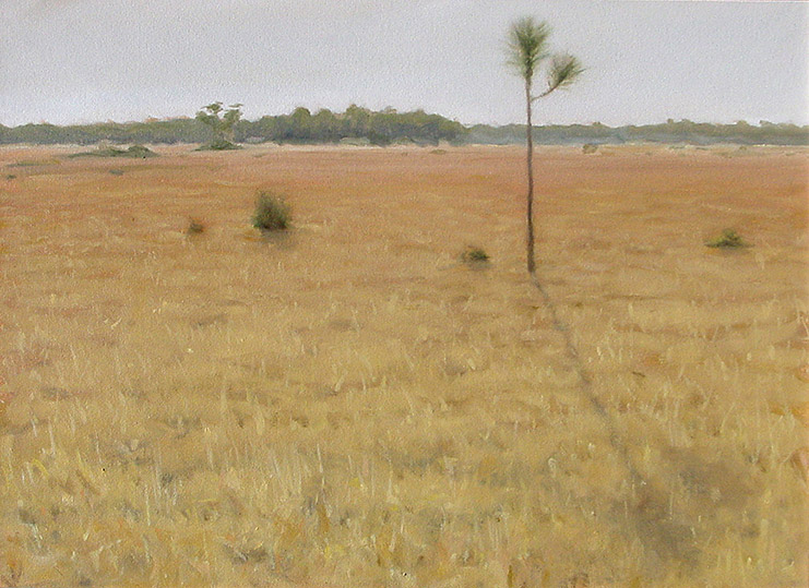 Painting of Out in the Savanna