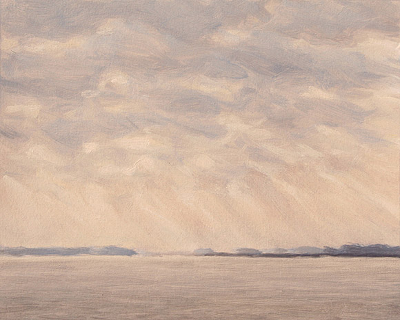 Painting of Ossabaw Sound 3