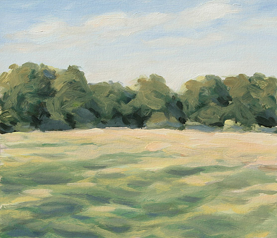 Painting of Field Study 2