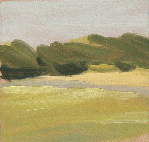 Painting of Field Study 3