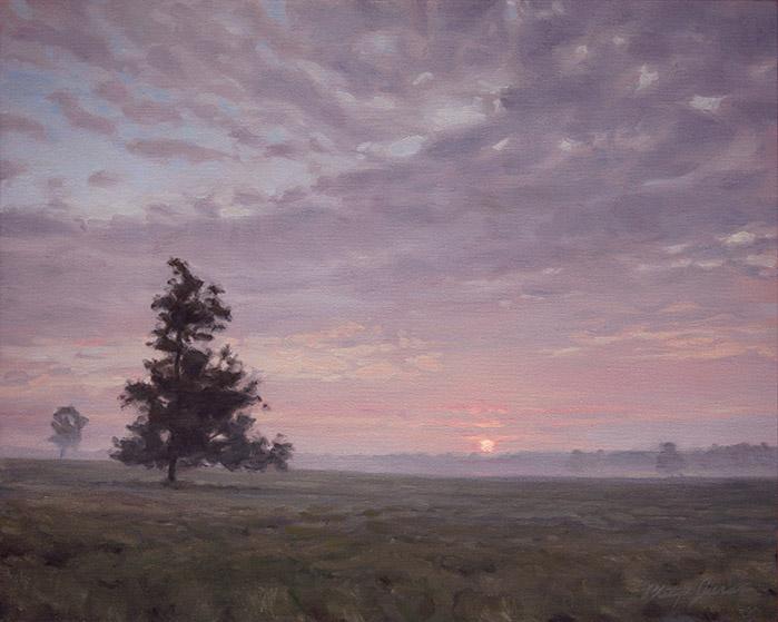 Painting of Sunrise
