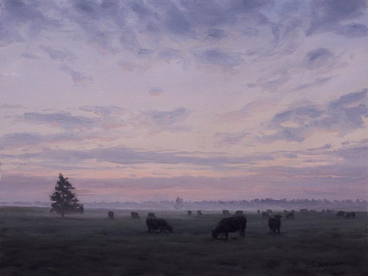 Painting of Daybreak
