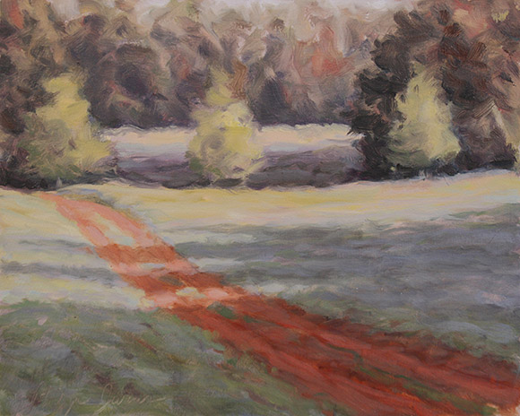 Painting of First Frost