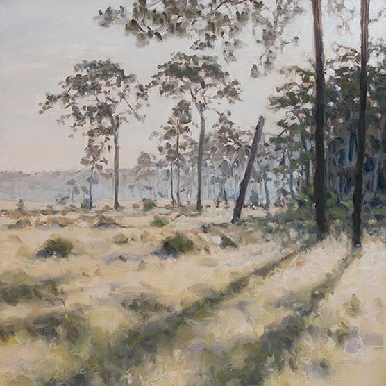 Painting of Savanna Edge