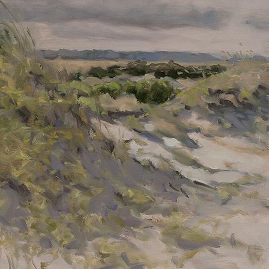 Painting of Dune Study