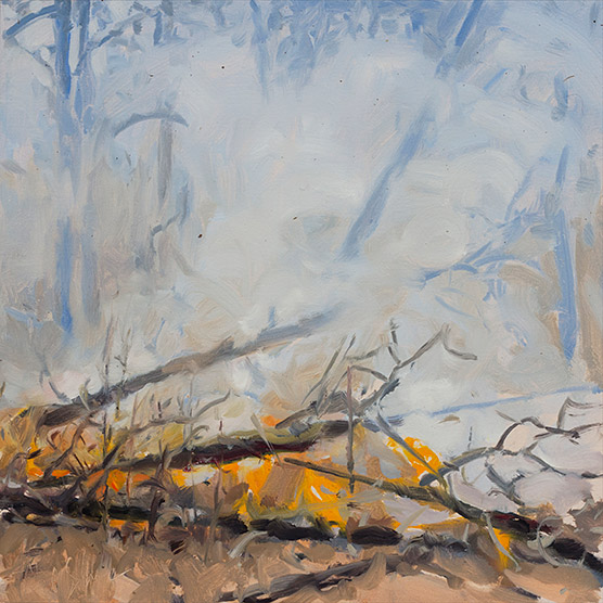 Painting of Deadfall