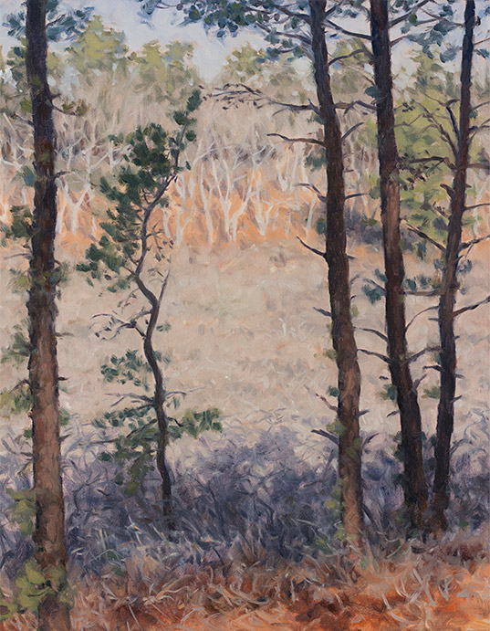 Painting of Frost Bottom