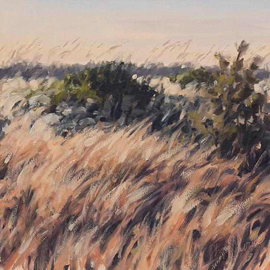 Painting of Interdune Morning