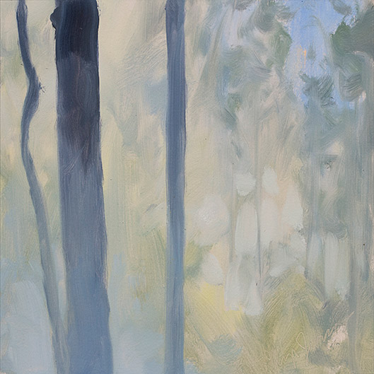 Painting of Burn 2 (Smoke Colors)