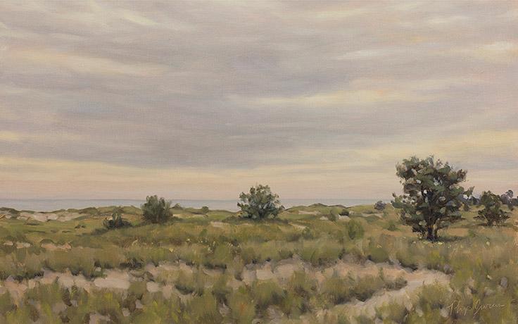 Painting of Sand Prairie