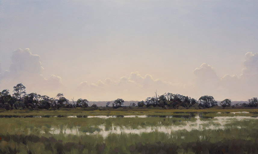 Painting of Afternoon