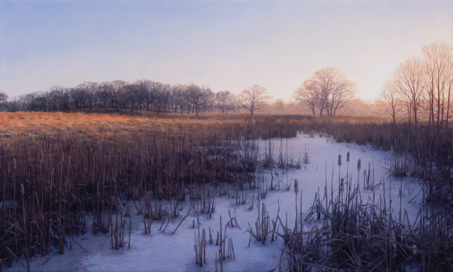 Painting of Flint Creek Savanna